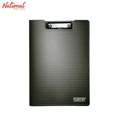 BEST BUY CLIPBOARD 6011A4 A4 WITH COVER METAL CLIP, BLACK