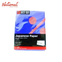 BEST BUY JAPANESE PAPER 20X30 10S BLUE