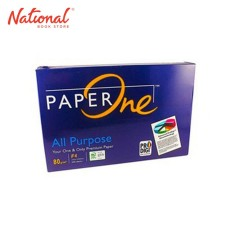 PAPERONE COPY PAPER LONG 80GSM