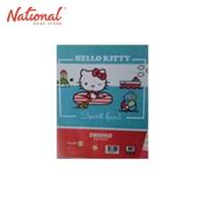 STERLING INTERMEDIATE PAD F300203002 80S HELLO KITTY ON BOAT