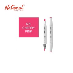 SHINHAN TWIN TIP GRAPHIC MARKER 1110005 R5 CHERRY PINK