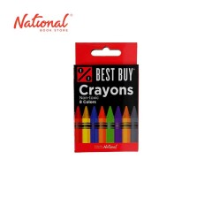 BEST BUY CLASSIC CRAYON 8CLRS