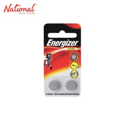 ENERGIZER BATTERY BUTTON A76BP2 2S 1.5V MNG DIOXIDE