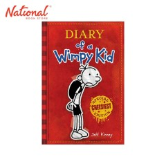 DIARY OF A WIMPY KID SPECIAL CHEESIEST E