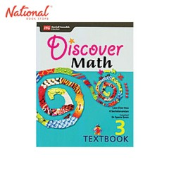 DISCOVER MATHS TEXTBOOKS GRADE 3 PHILIPPINE EDITION