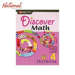 DISCOVER MATHS TEXTBOOKS GRADE 4 PHILIPP