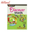 DISCOVER MATHS TEXTBOOKS GRADE 5 PHILIPPINE EDITION