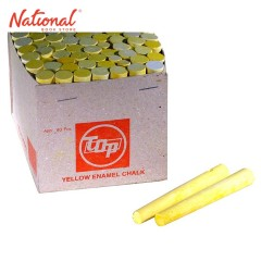 TOP YELLOW CHALK 80S