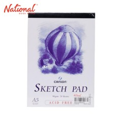 CANSON SKETCH PAD A5 24SHEETS BALLOON