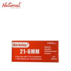 BERKELEY TACKER WIRE 1/4 JT21 6MM