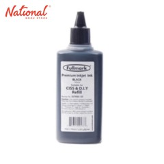 FULLMARK INK BOTTLE REFILL 1ML BLACK PREMIUM