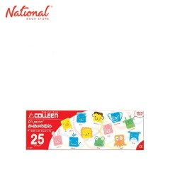 COLLEEN OIL PASTEL 21259 25 COLORS