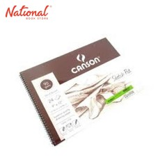 CANSON SKETCH PAD 9X12 24 SHEETS SPIRAL 90GSM