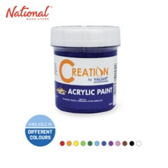 KS ACRYLIC PAINT 100 ML ORANGE