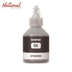BROTHER INK BOTTLE REFILL BT6BK BLACK FOR DCP PLUS 3 DCP PLUS 5W