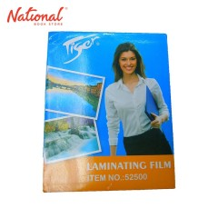 TIGER LAMINATING SHEET 525 229X292MM (SHORT) 125MIC 1S