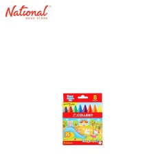 COLLEEN CLASSIC CRAYON CCY8 8 COLORS