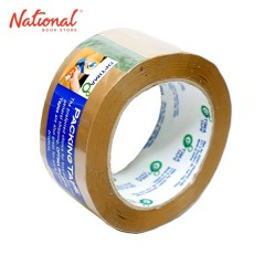 OPTIMA PACKAGING TAPE 48MMX100M TAN WITH PLASTIC PACKAGING