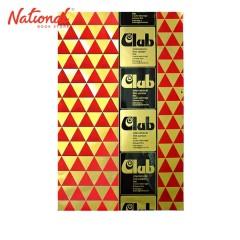 CLUB CARBON PAPER LONG 10S BLACK FILM