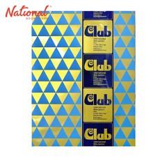 CLUB CARBON PAPER SHORT 10S BLUE FILM