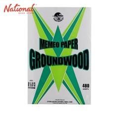 TRANSWORLD MIMEO PAPER LONG 63GSM GROUNDWOOD