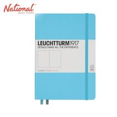 LEUCHTTURM JOURNAL 357483 A5 ICE BLUE HARDCOVER PLAIN