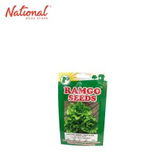 RAMGO SEEDS LETTUCE COS GREEN