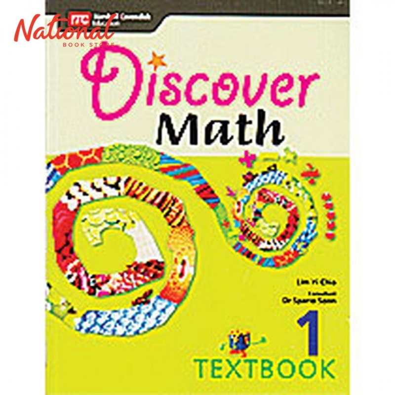 DISCOVER MATHS TEXTBOOKS GRADE 1 PHILIPPINE EDITION