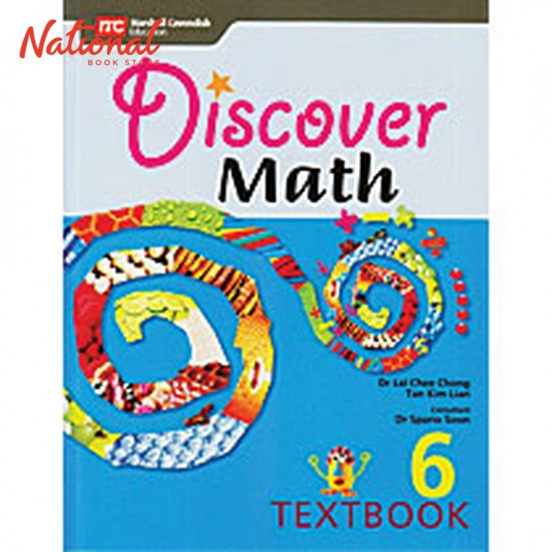 DISCOVER MATHS TEXTBOOKS GRADE 6 PHILIPPINE EDITION