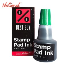 BEST BUY INK STAMP PAD GREEN 30ML
