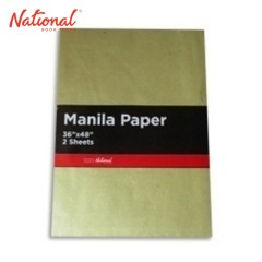 BEST BUY MANILA PAPER 36X48IN 2S