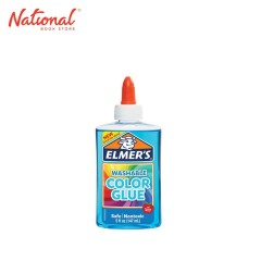 ELMER'S TRANSCULENT COLOR GLUE BLUE