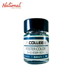 COLLEEN POSTER COLOR 1200, 12023 BLUE GREEN