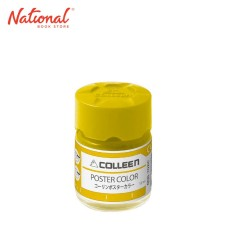 COLLEEN POSTER COLOR 120, 12089 FLOURESCENT YELLOW