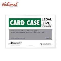 ADVENTURER DOCUMENT CARD CASE CC-LEGAL LONG