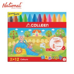 COLLEEN CLASSIC CRAYON CCY144 144 COLORS