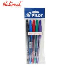 PILOT BALLPOINT PENS BPS 4+1 PROMO PACK