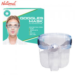 PROTECTIVE GOGGLES FULL FACE SHIELD