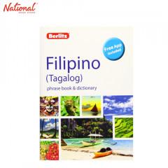 Berlitz Filipino Phrase Book & Dictionaries