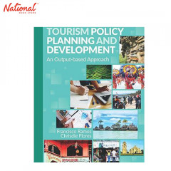 Tourism Policy Planning And Development