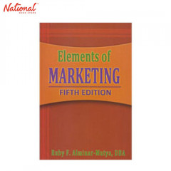 MD ELEMENTS OF MARKETING FIFTH EDITION