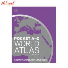 POCKET A-Z WORLD ATLAS TP