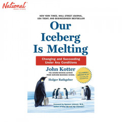 OUR ICEBERG IS MELTING: CHANGING AND SUC