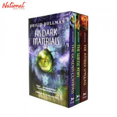 HIS DARK MATERIALS OMNIBUS 3-BOOK TRILOGY BOX SET