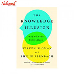 BBB THE KNOWLEDGE ILLUSION WHY WE NEVER THINK ALONE TP