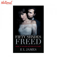 FIFTY SHADES FREED (MOVIE TIE-IN EDITION)