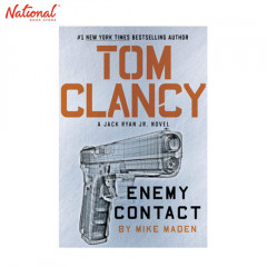 TOM CLANCY: ENEMY CONTACT HARDCOVER