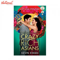 CRAZY RICH ASIANS (MOVIE TIE-IN) MM