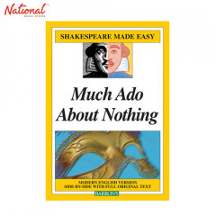 SHAKESPEARE MADE EASY: MUCH ADO ABOUT NOTHING