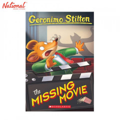 MISSING MOVIE GERONIMO STILTON 73